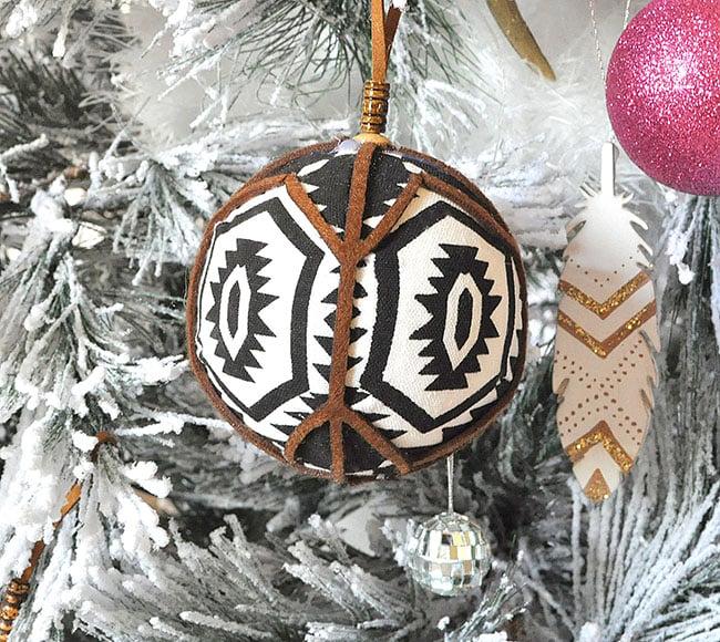 Target tribal ornament