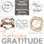 Perfect Thanksgiving Gratitude Printables 31