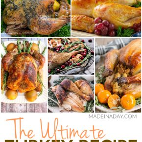 Ultimate Thanksgiving Turkey Recipe Collection 1