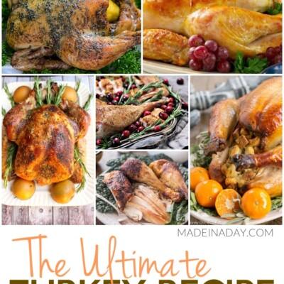 Ultimate Turkey Recipe Collection