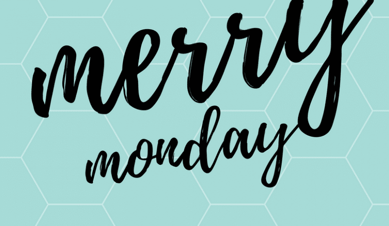 Merry Monday Linky Party #182 1
