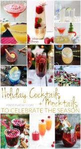 Holiday Cocktails Mocktails to Celebrate the Season 1
