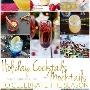 Tasty Holiday Cocktails Mocktails to Celebrate the Season 1