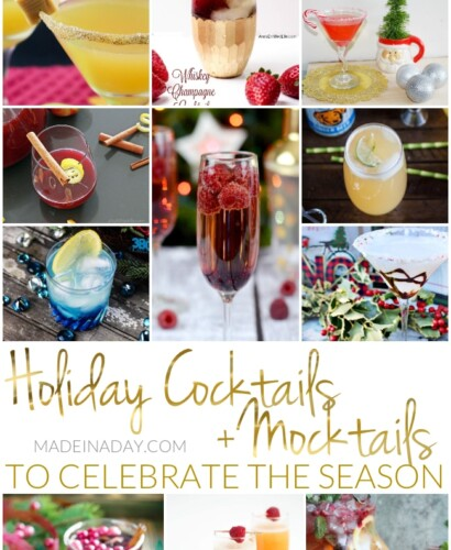 Tasty Holiday Cocktails Mocktails to Celebrate the Season 3