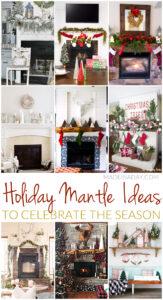 Holiday Mantle Ideas to Celebrate the Season 1