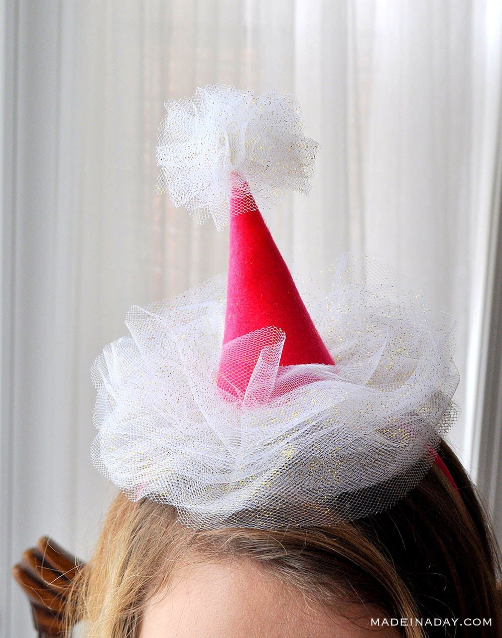 I Love The Fun Mini Hats You Can Buy For Costumes What A Cute Idea To Make Them Birthdays When One Of My Family Members Has Birthday We Always Wear