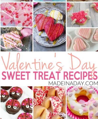 Valentines Day Homemade Treat Recipes 33