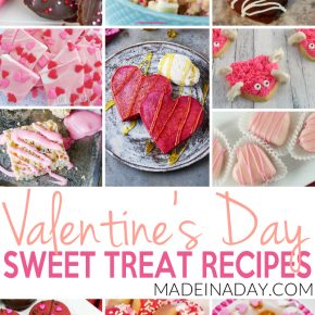 Valentines Day Homemade Treat Recipes 1