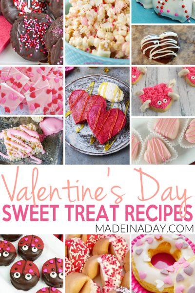 Valentine's Day Homemade Treat Recipes