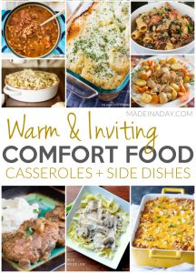 Warm Inviitng Comfort Food Recipes Casseroles and Side Dishe 31