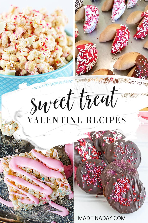 12 Valentines Day Homemade Treat Recipes