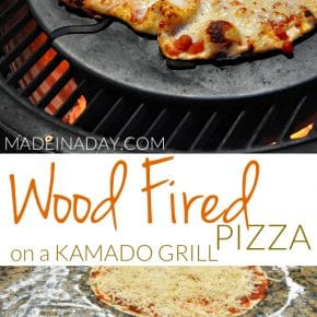 Wood Fired Pizza: Kamado Grill Recipe + Tips 6