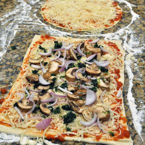 Kamado Grill pizza tips