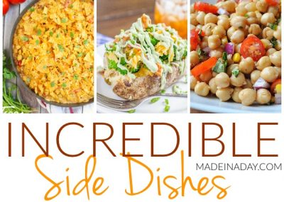The Best Incredible Side Dishes for a Meal 27