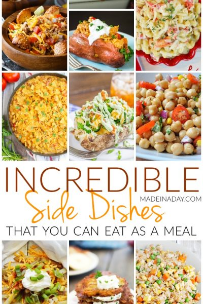 The Best Incredible Side Dishes for a Meal