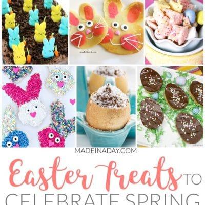 Sweet Easter Treats to Celebrate the Spring Season