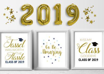 Celebration Quotes: Graduation Printables for Party Decor 13