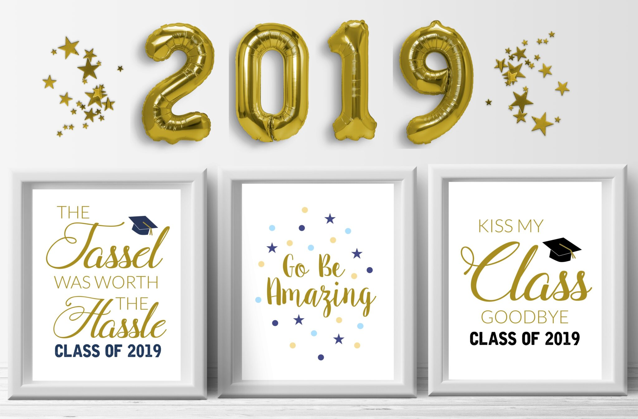 Celebration Quotes: Graduation Printables for Party Decor