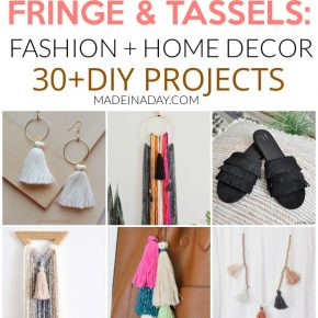 How to Make Tassels and Fringe for Jewelry and Decor 1