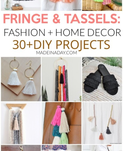 How to Make Tassels and Fringe for Jewelry and Decor 6