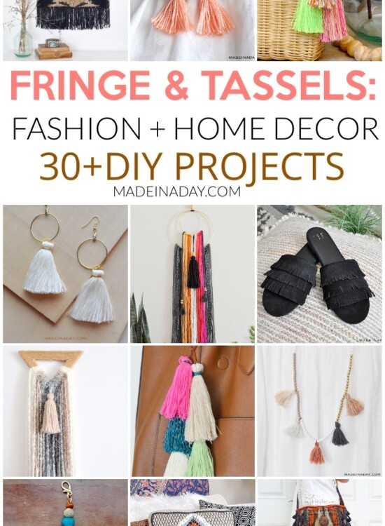 How to Make Tassels and Fringe for Jewelry and Decor 7