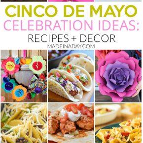 14 Cinco De Mayo Celebration Ideas: Recipes & Decor 1