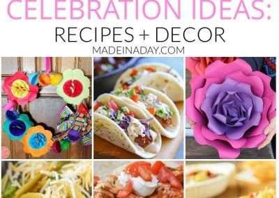 14 Cinco De Mayo Celebration Ideas: Recipes & Decor 10