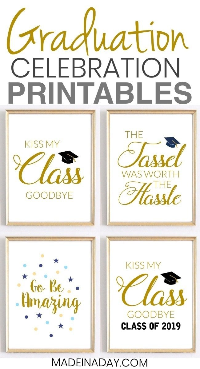 It is an image of Adaptable Graduation Card Printable