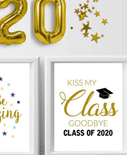 Celebration Quotes: Graduation Printables for Party Decor 40
