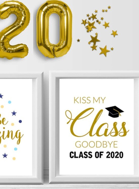 Celebration Quotes: Graduation Printables for Party Decor 6