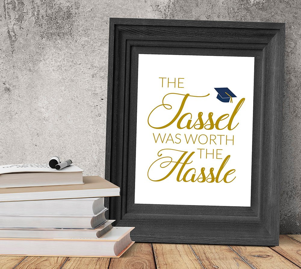 tassle was worth the hassle