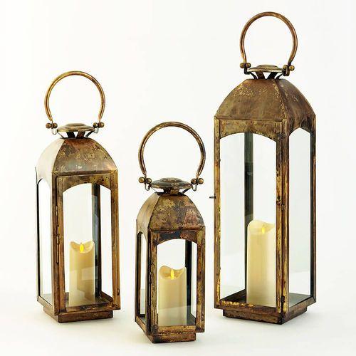 Capri Lanterns,
