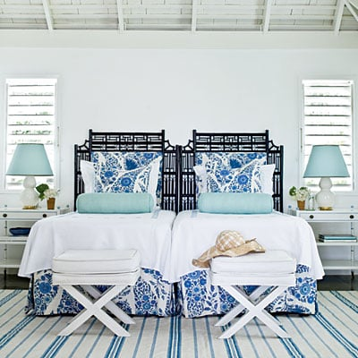 Ultimate Beach Lovers Gift Guide Coastal Bohemian Bedroom O Made In