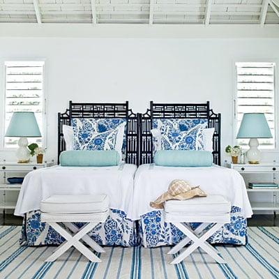 Ultimate Beach Lovers Gift Guide: Coastal Bohemian Bedroom 8