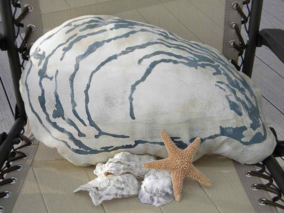 oyster pillow