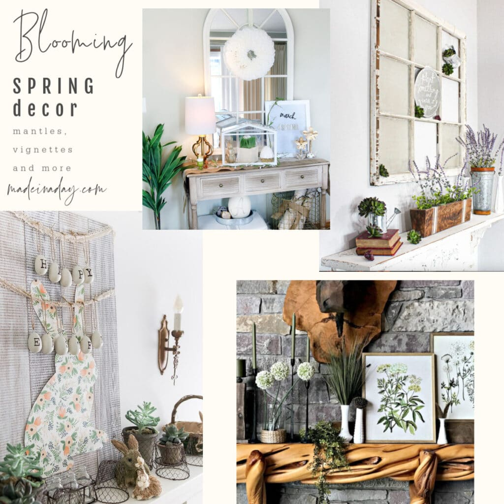 Blooming Fresh Spring Decorating Ideas for Home