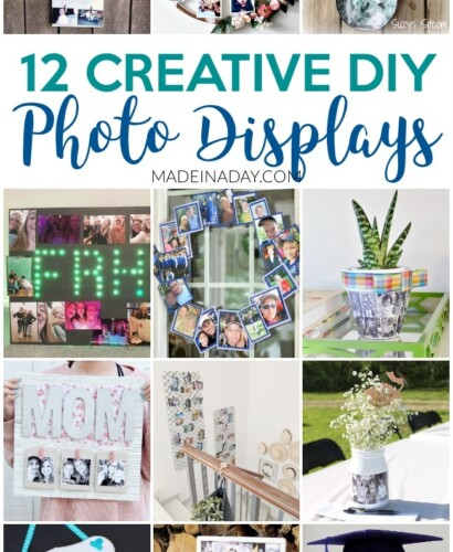 12 Super Creative DIY Photo Displays for Gifts 31