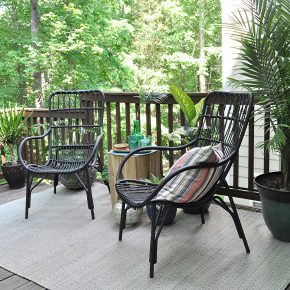 Create the Perfect Summer Backyard Abode with Article