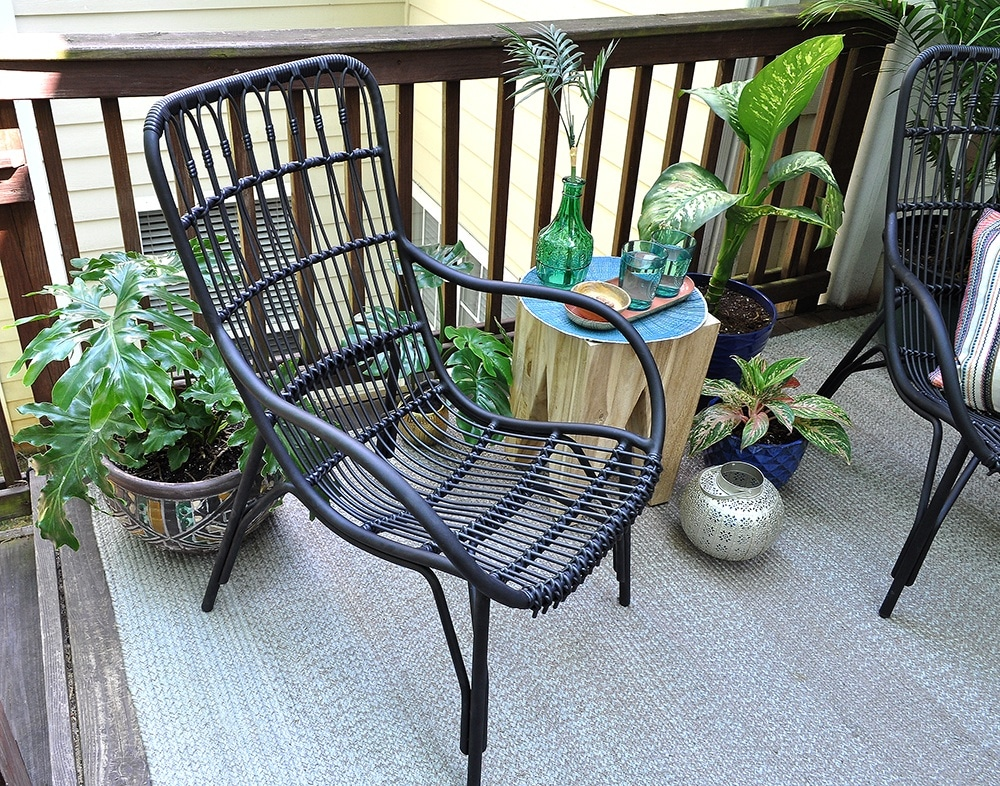 Modern Vintage Rattan Furniture