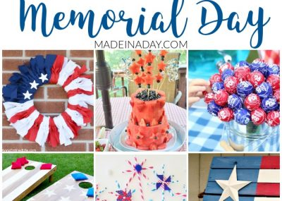Throw the Best Memorial Day Party: Decor to Food 18