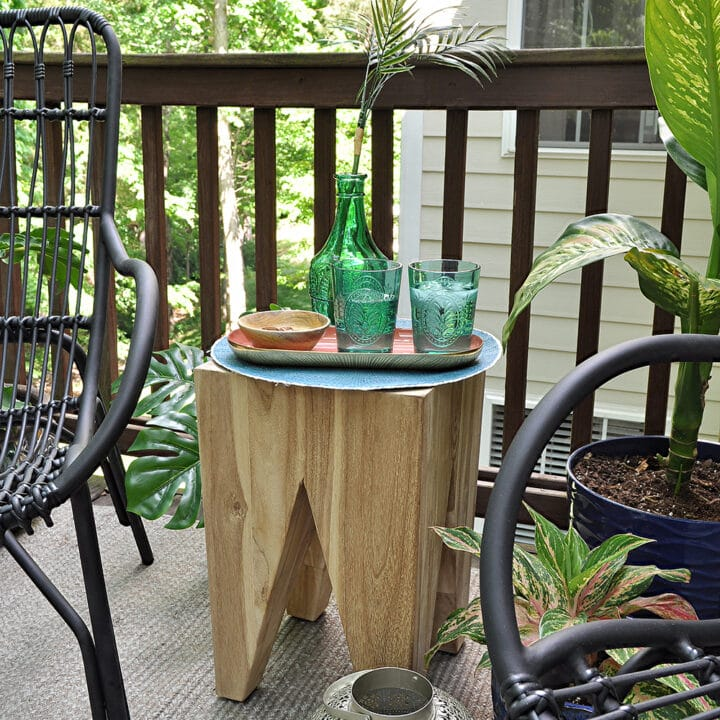 Amazing DIY Patio Projects for Summer Entertaining 31