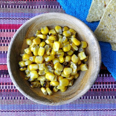 Garlic Herb Butter Grilled Corn on the Cob