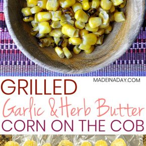 Garlic Herb Butter Grilled Corn on the Cob 29