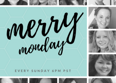 Merry Monday Linky Party #223 9