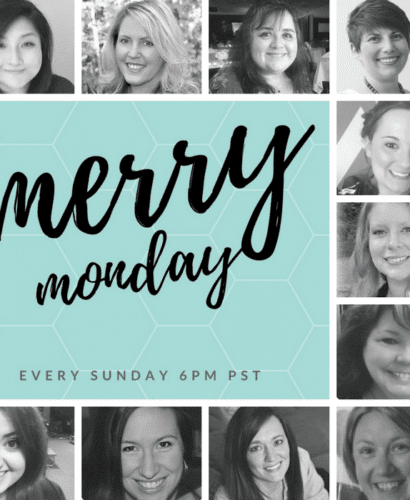 Merry Monday Linky Party #223 8