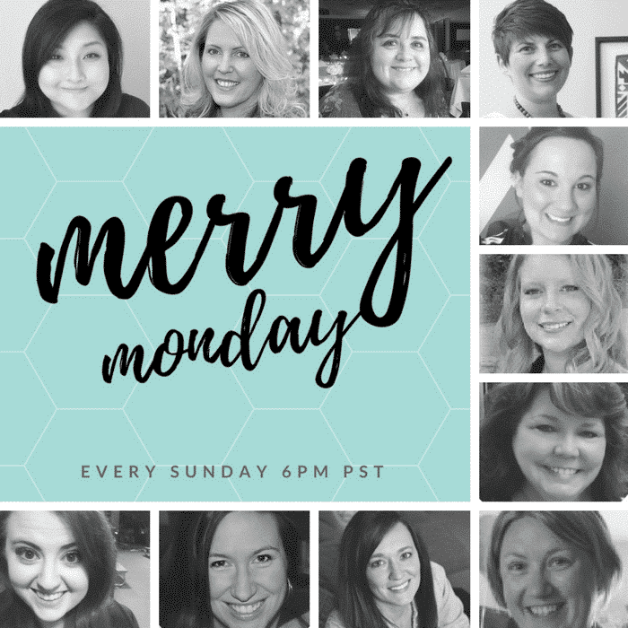 Merry Monday Linky Party #223