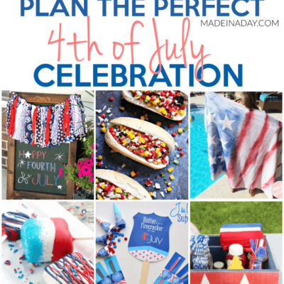 Plan the Perfect 4th of July Celebration