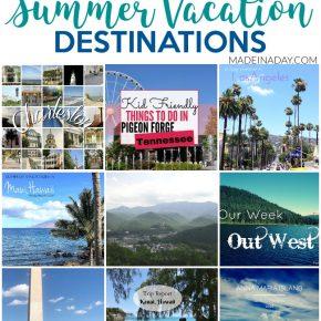 Unforgettable 20+ Road Trip Summer Vacation Destinations 1