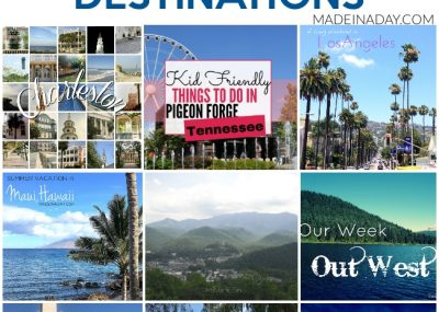 Unforgettable 20+ Road Trip Summer Vacation Destinations 25