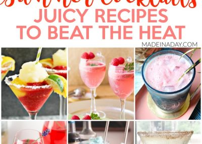 12 Easy Fruity Cocktail Recipes for Summer 27